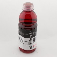 Glaceau Vitamin Water XXX Acai Blueberry Pomegranate Flavored Nutrient Enhanced Water Beverage 100Per Cent Antioxidant Vitamin C Vitamin B5 B6  and  B12 With Electrolytes 20 oz