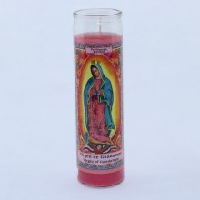 Eternalux Virgin of Guadalupe Scented Candle 1 pc