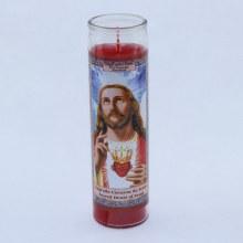 Eternalux Sacred Heart of Jesus/ Sagrado Corazon de Jesus Scented Candle 1 pc