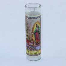 Eternalux Miracle of Tepeyac/Milagro de Tepeyac Candle 1 pc