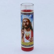 Etlx Sagrado Corazon Candle