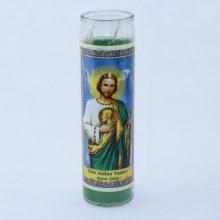 Eternalux Saint Jude/ San Judas Tadea Candle 1 pc