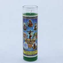 Eternalux 7 African Powers Candle 1 pc