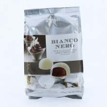 Vergani Bianco Negro Chocolate 7.05 oz