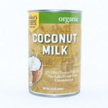 Natures Coconut Milk Org