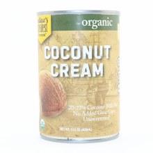 Natures Coconut Cream Org