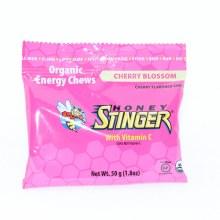 Honey Stinger, Organic Energy Chews, Cherry Blossom, with Vitamin C 1.8 oz