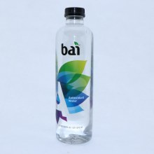 Bai Antioxidant Water, Enhanced Water Beverage Infused with the Antioxidant Selemium, 1 Liter 33.8 FL oz 1 Lt