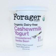 Forager Org Cashewmilk Yogurt