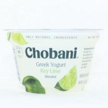 Chobani Key Lime Yogurt