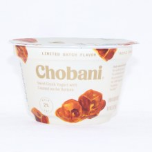 Chobani Lemon/raspberry