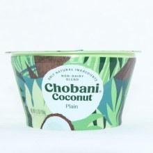 Chobani Coconut Plain