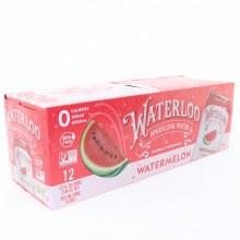 Waterloo Watermelon Water