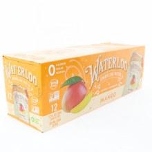 Waterloo Mango Sparkling Water