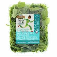 Organic  Spinach/arugula
