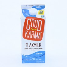 Good Karma Vanilla Flax Milk