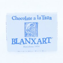 Blanxart Chocolate a la Taza, Unrefined Dark Chocolate Chunk 7 oz