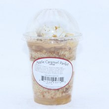 Apple Caramel Parfait  12 oz