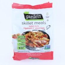 Gardein Skillet Meals, Italian Style Rigatoni n' Saus'age 20 oz