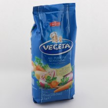 Podravka Vegeta All Purpose Seasoning, Rich In Flavor, No Artificial Flavors, No Preservatives 2.3 lb