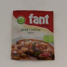 Fant Bean Seasoning
