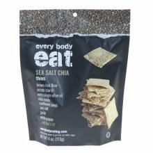 Ebe Sea Salt Chia Thins