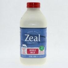 Zeal Whole Milk