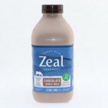Zeal Choc Whole Milk