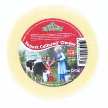 Farmway All Natural Yogurt Cultured Cheese Amish  12 oz