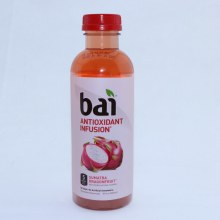 Bai Antioxidant Infusion Sumatra DragonFruit 1g Sugar No Artificial Sweeteners Gluten Free Soy Free Vegan Kosher Low Glycemic Non GMO 18 oz