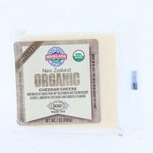 Mainland Organic New Zealand Cheddar Cheese 7 oz