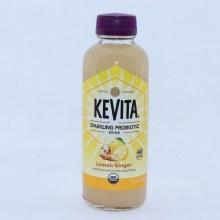 Kevita Lemon Ginger Drink