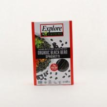 Explore Cuisine Organic Black Bean Spaghetti 8 oz