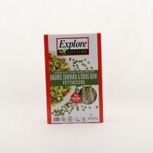 Explore Cuisine Organic Edamame & Mung Bean Fettuccine 8 oz