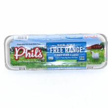 Phils Large Free Range Eggs