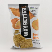 Way Better Sweet Potato Tortilla Chips