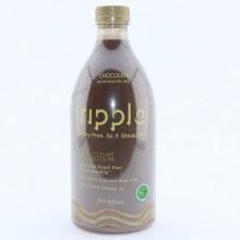 Ripple Chocolate Pea Milk 48 oz