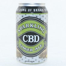 Cbd Ginger Ale