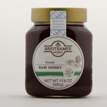 Breitsamer Forest Raw Honey