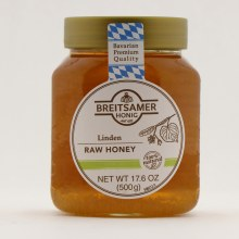 Breitsamer linden honey 17.6 oz