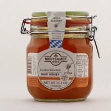 Breitsamer Golden Selection Raw Honey 32.27 oz