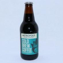 Metropolis Cold Brew Coffee