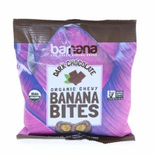 Banana Dark Choco Bites