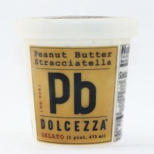 Dolcezza Peanut Butter