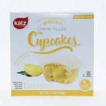 Katz Gf Lemon Cupcakes