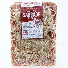 Massa Sausage Pizza
