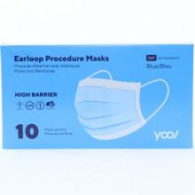 Earloop Procedure Masks