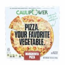 Cauliflower Margherita Pizza