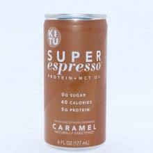 Kitu Super Espresso  Caramel