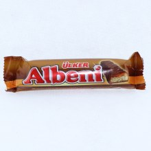 Ulker Albeni Milk Chocolate Bar  1.41 oz